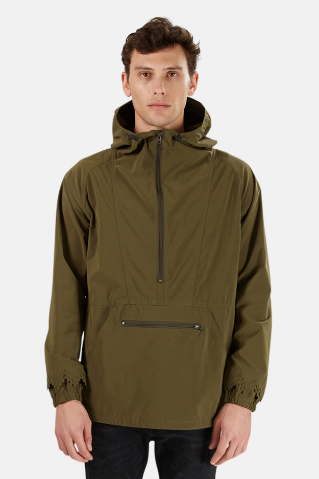 Remi Relief Nylon Anorak Jacket