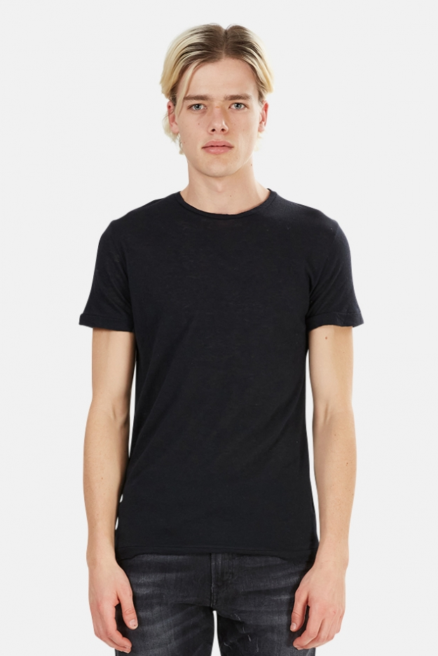 Crossley Rebel Cashmere Blend Crewneck Tee