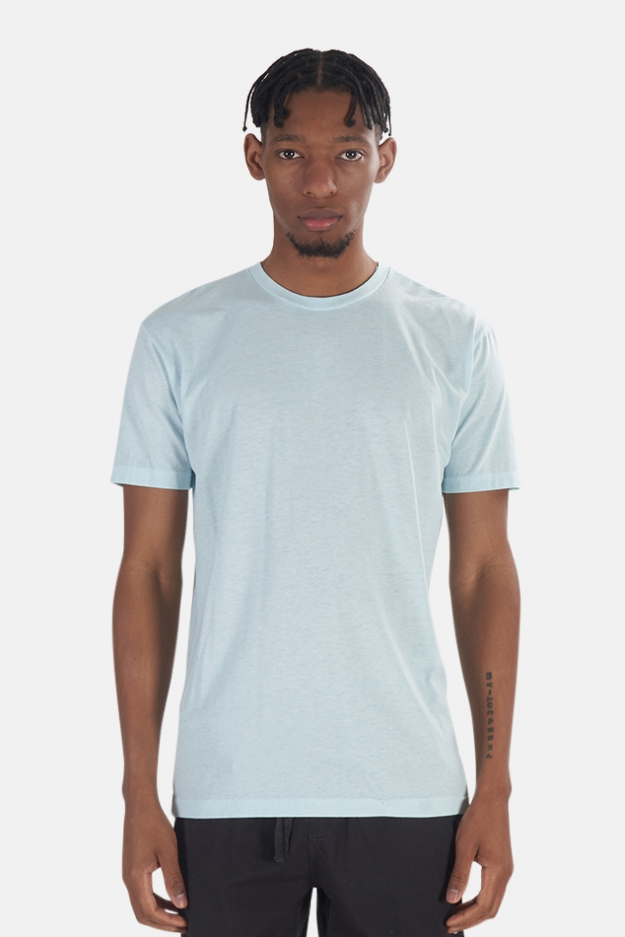 Blue&Cream x Kinetix Basic Burnout Tee
