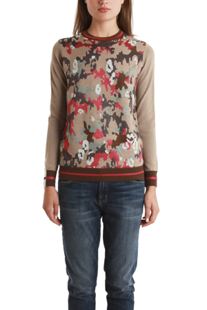 3.1 Phillip Lim Camouflage Pullover LIMPF3-5