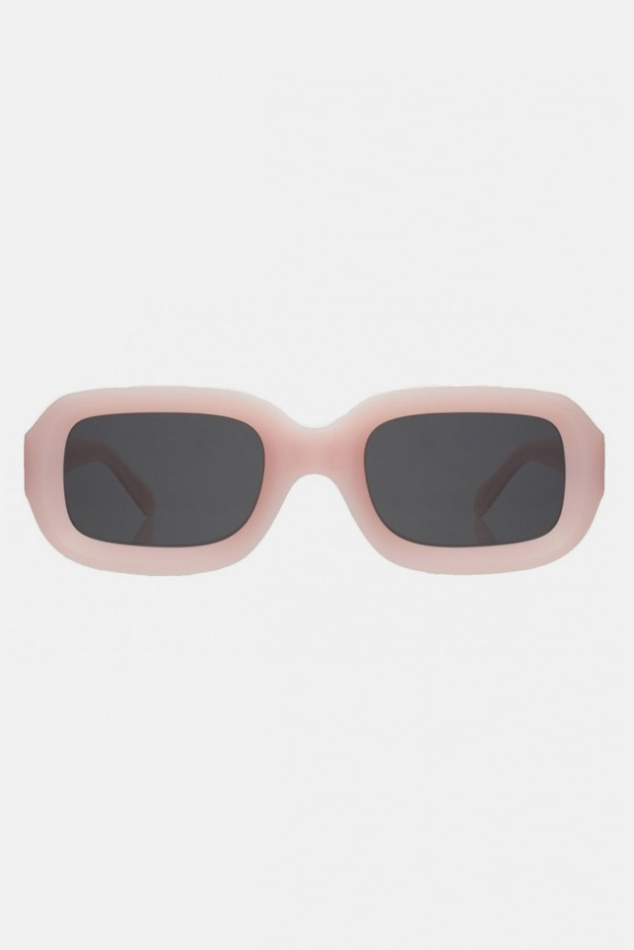 Women's Illesteva Vinyl Cotton Candy Sunglasses in Matte Cotton Candy