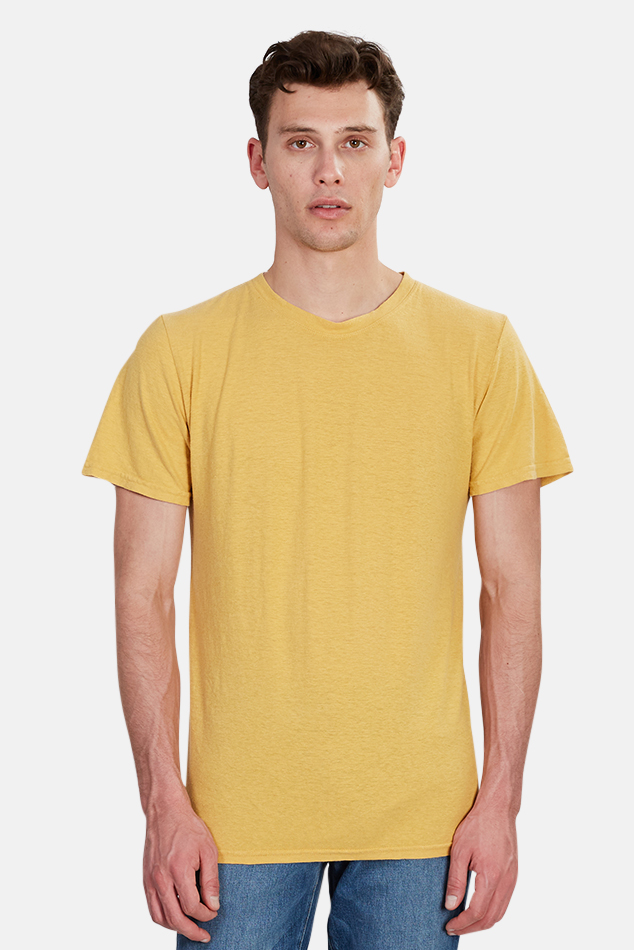 Men's Jungmaven Jung T-Shirt in Sunray, Size Large