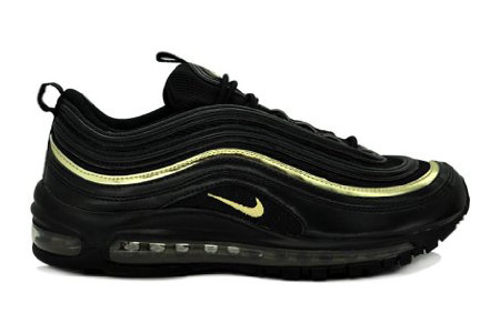 Nike WMNS Air Max 97 Black/Gold