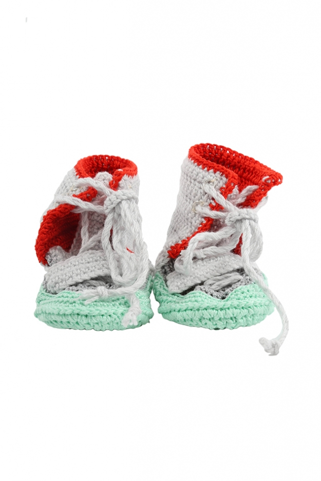 PICASSO BABE Wolf West Bootee