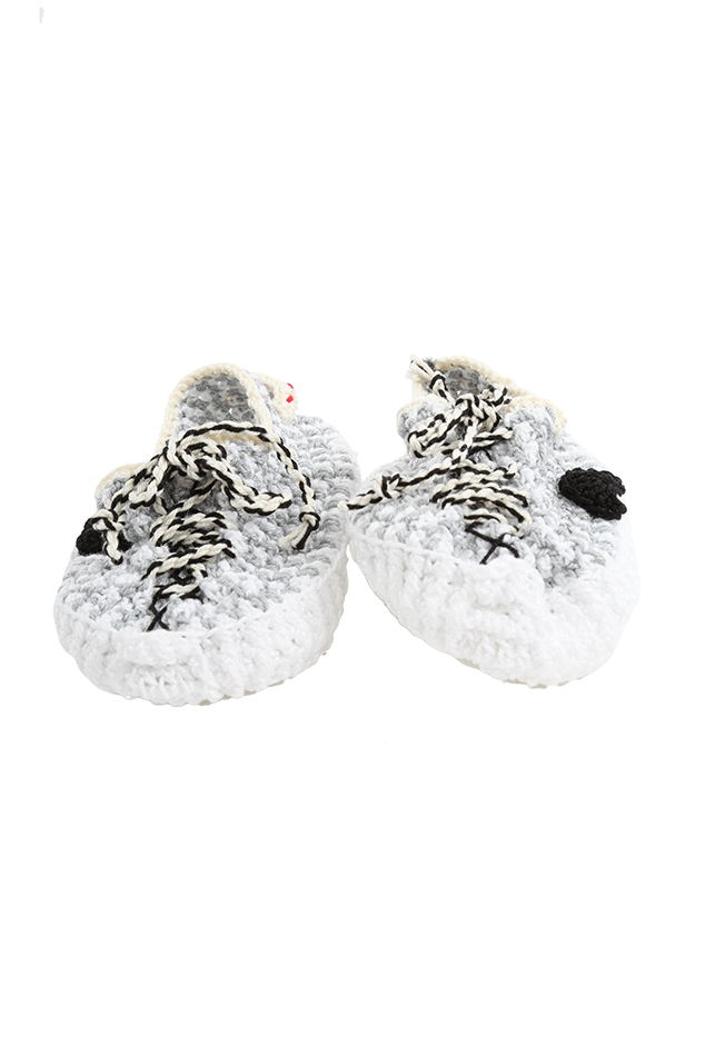 PICASSO BABE West 350 Dove in Grey, Size 3-6 mo