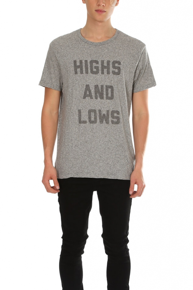Hiro Clark Highs and Lows Tee