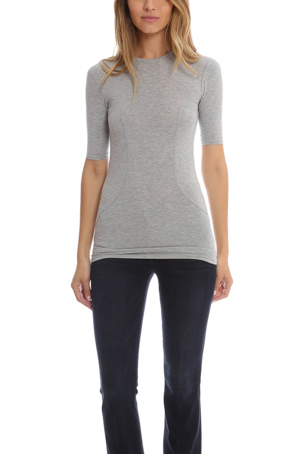 T by Alexander Wang Stretch Top