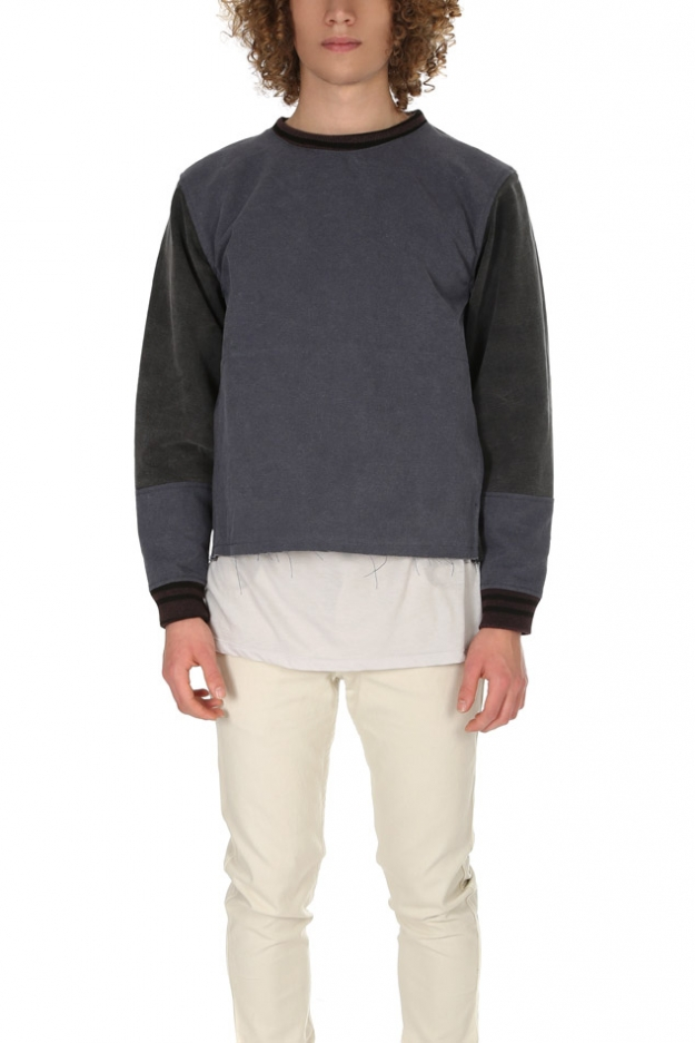 Longjourney Nash Sweatshirt with Zipper