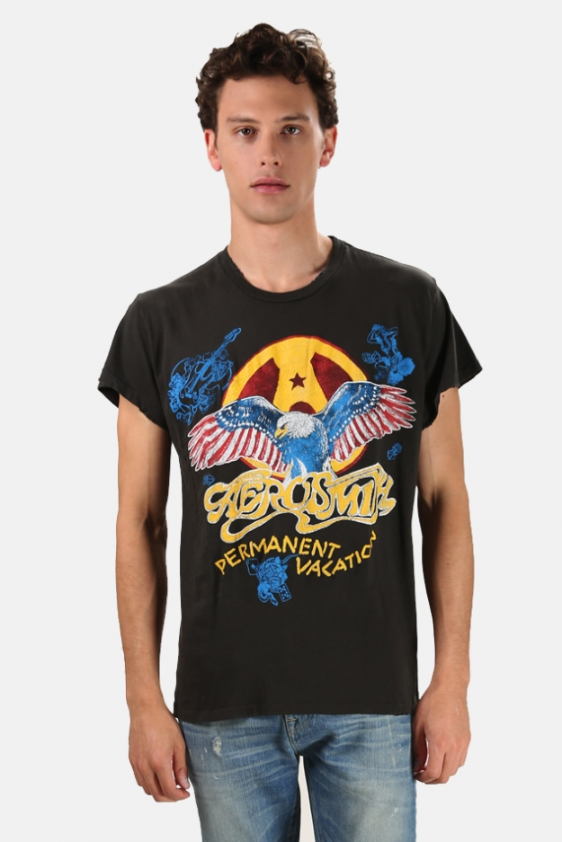 MadeWorn Aerosmith Permanent Vacation Tee