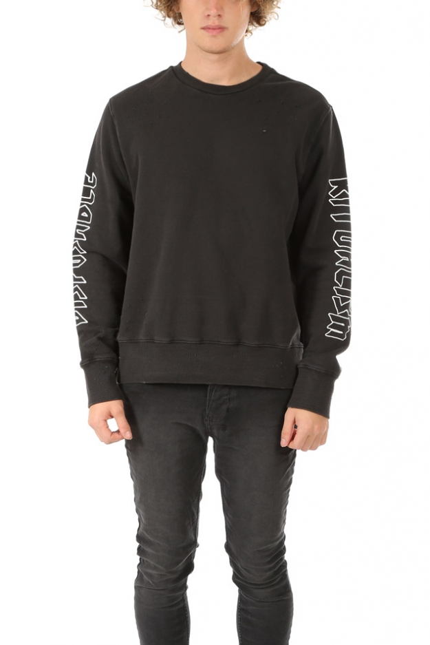 Ksubi Disposable Decon Crew Sweatshirt