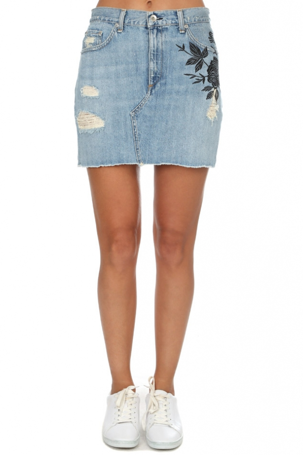 rag & bone/JEAN Dive Skirt