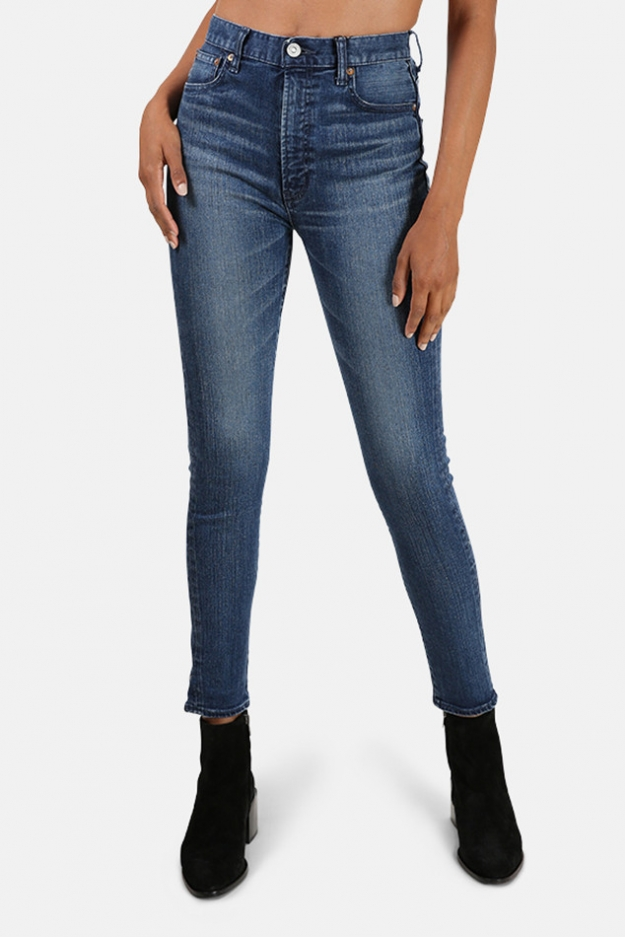 Moussy Willows Rebirth High Rise Skinny Jean