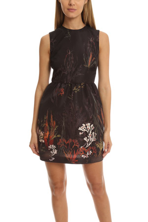 RED Valentino Floral Tank Dress VALF6-18