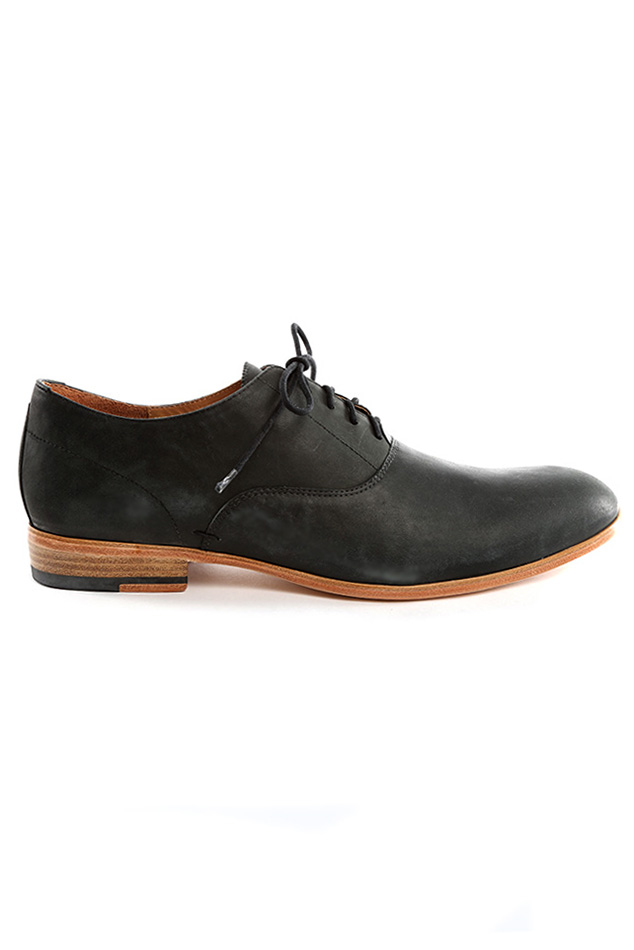 Men's Shipley & Halmos Lucien GZBL Shoe Shoes in Black, Size 9