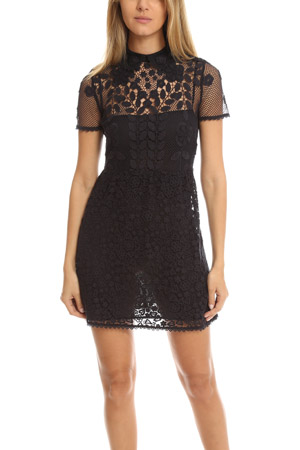 RED Valentino Lace Dress VALF6-19