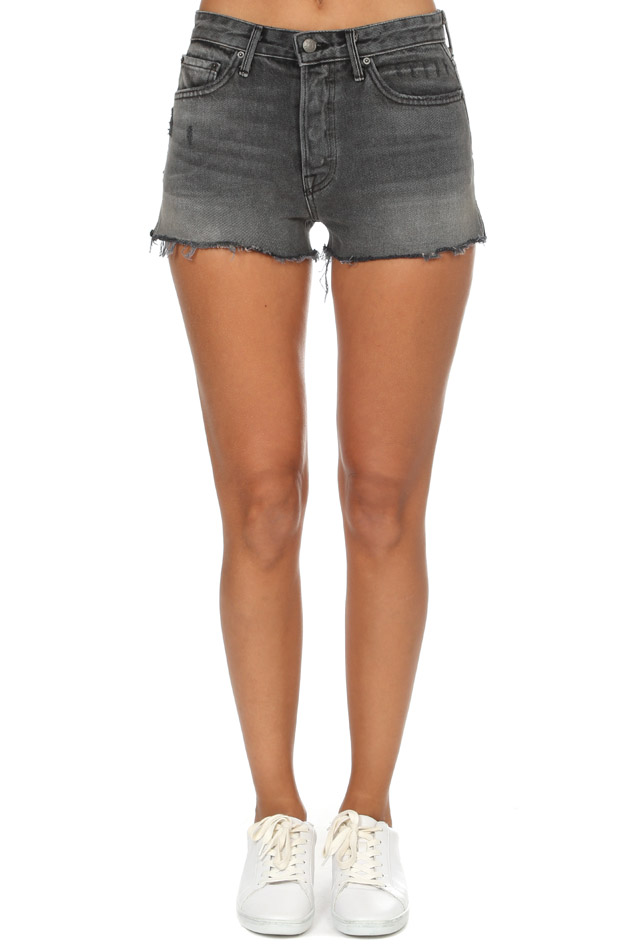 Women's GRLFRND Cindy High Rise Short in The Loco Motion, Size 29
