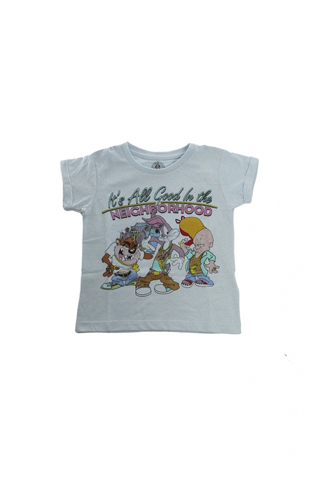Little Eleven Paris Loony Tunes SS Tee