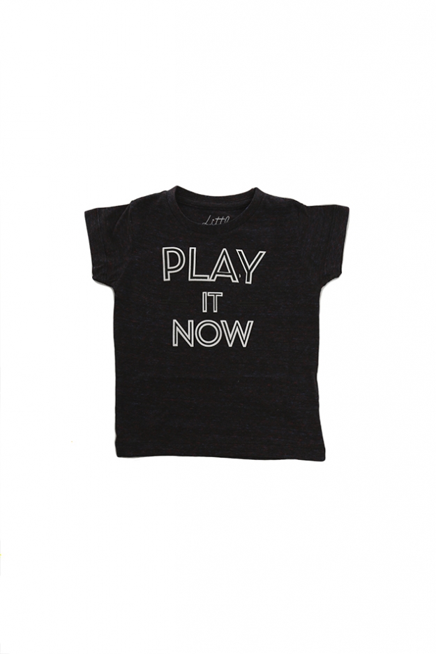 Little Eleven Paris Quotes SS Tee