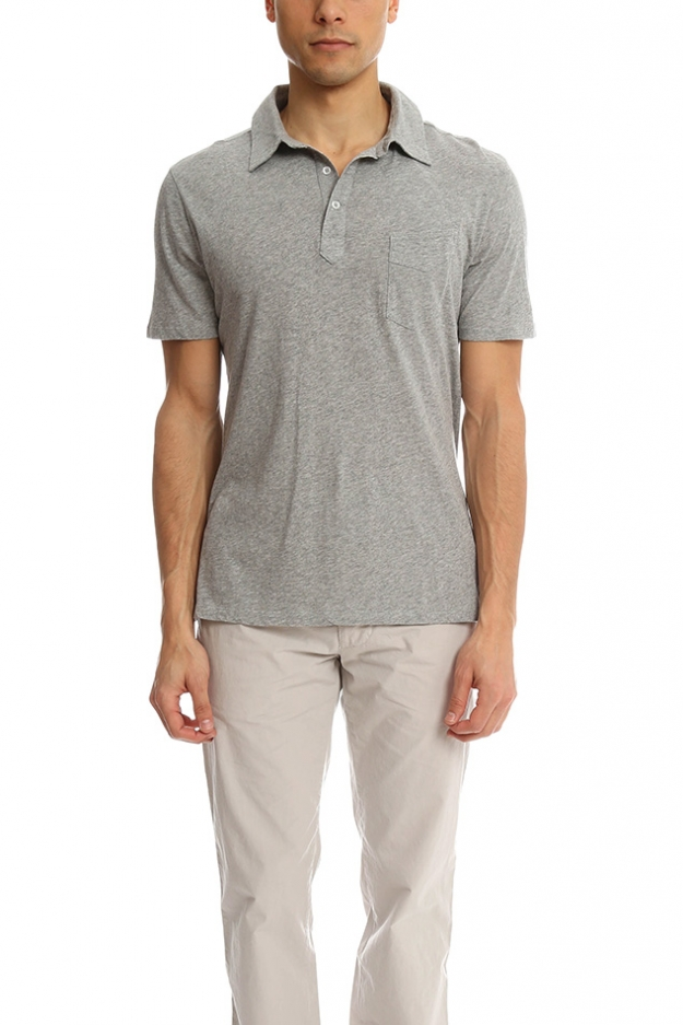 Officine Generale Ultra Light Jersey Polo
