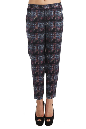 Women's THEYSKENS THEORY Panders Ishelter Pant, Size Medium