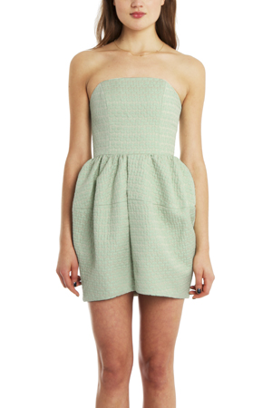 Women's Camilla and Marc Riddle Dress in Spearmint, Size 6