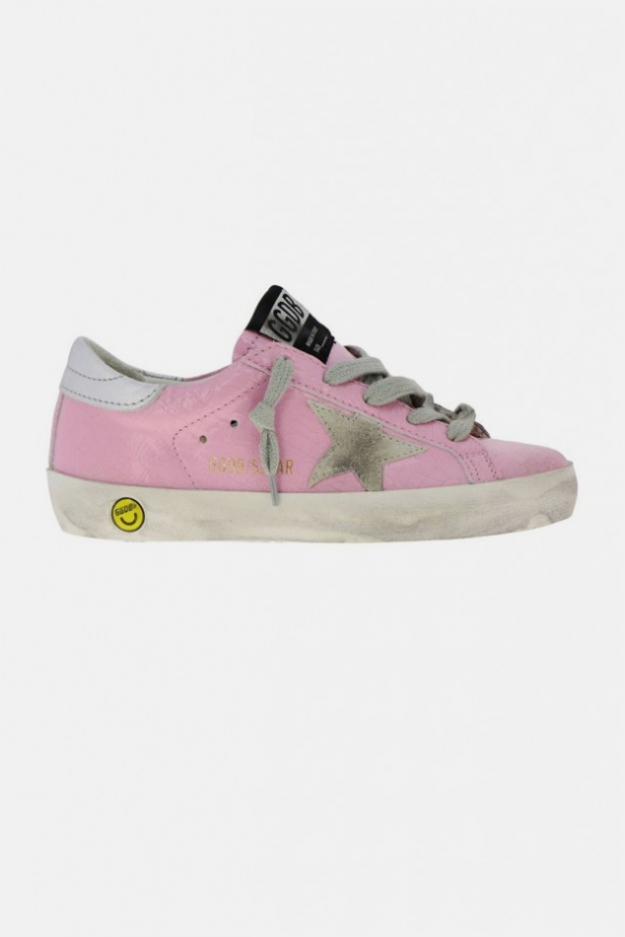 Golden Goose Kids Superstar Sneaker