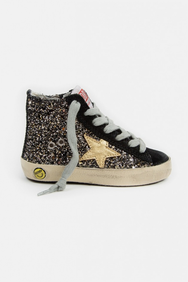 Golden Goose Toddler Francy Sneaker