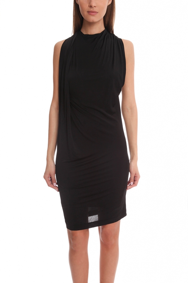 Acne Heat Asymmetrical Dress