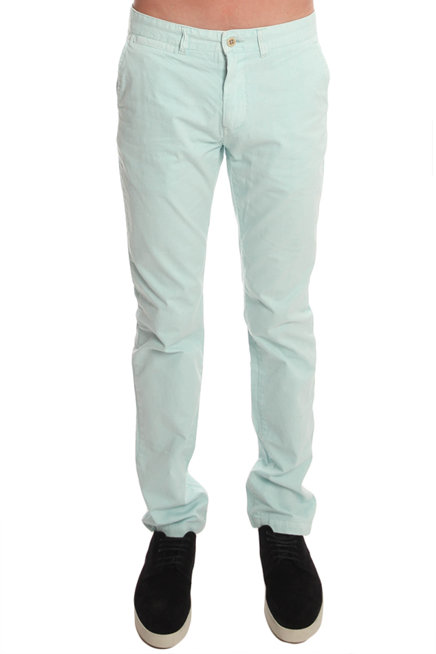 Men's JACHS Dixon Chino Pants in Mint, Size 31