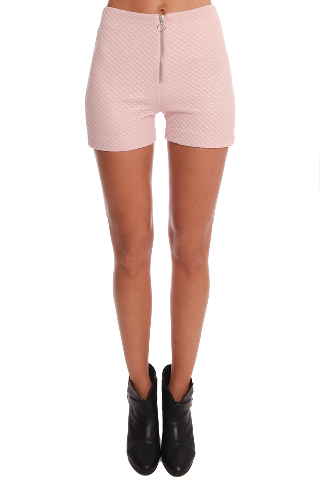 Women's AMERICAN RETRO Mike Short in Pink, Size 34