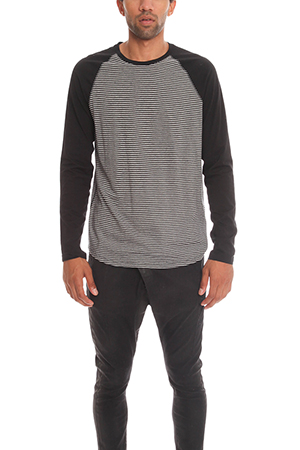Vince Long Sleeve Tee VINCEMS5-27