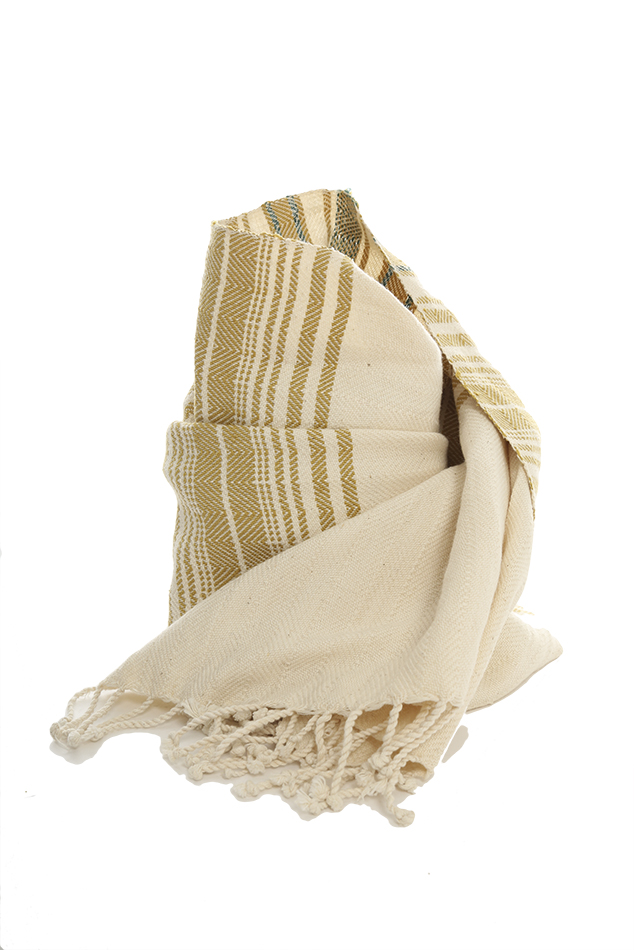 Women's Giada Forte My Scarf in Ochre
