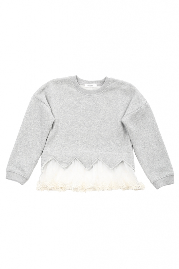 Hailey Lace Sweater