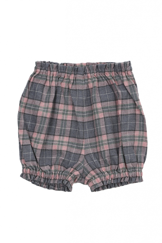Poeme & Poesie Plaid Bloomer