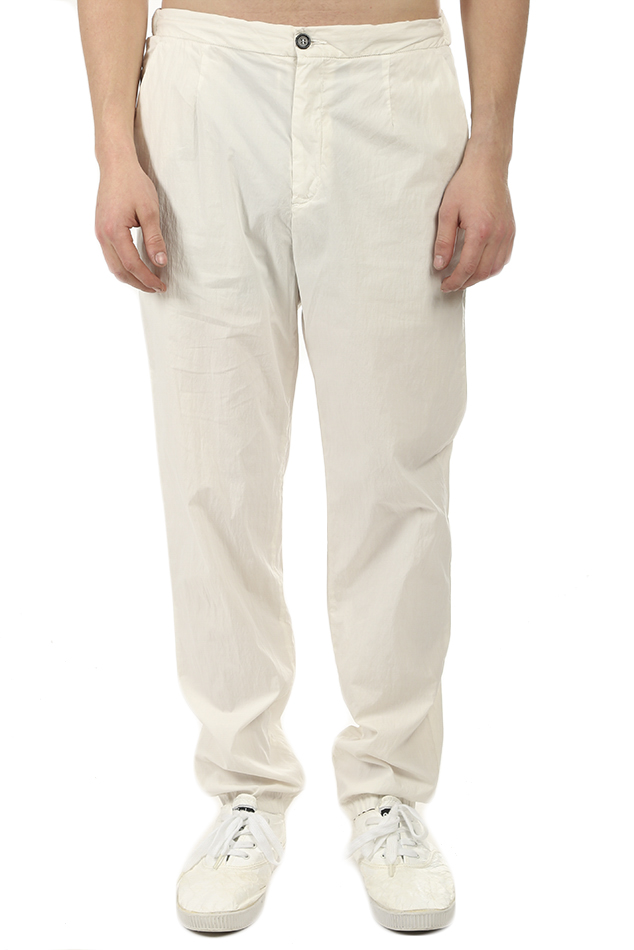 Men's President's Journey Trouser in Mastic, Size 2XL