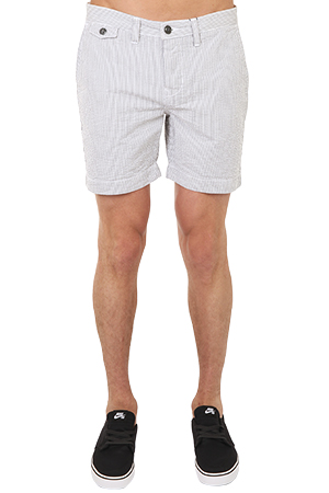 Woolrich Dock Stripe Short