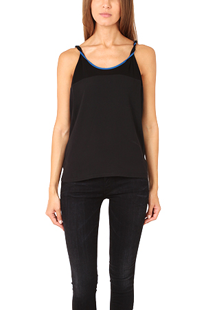 Women's VPL Neo-Exertion Tank in Black, Size Small