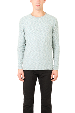 V::Room Kasuri Crewneck Shirt