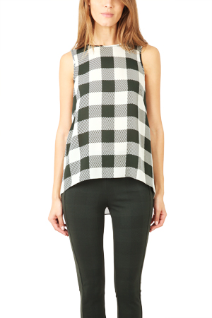 Rag & Bone Straight Harper Top