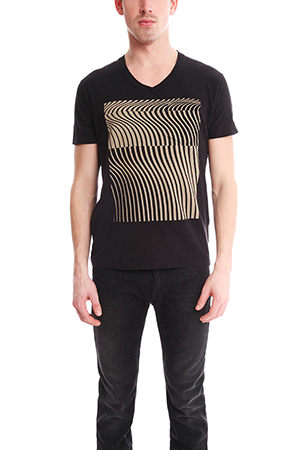 Todd Snyder Ripple Tee