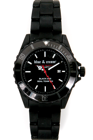 Blue&Cream Black Ops Seal Team Six Timepiece BCTIME-4