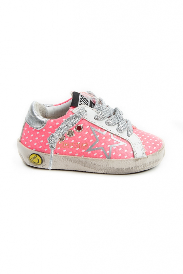 Golden Goose Toddler Superstar Sneaker