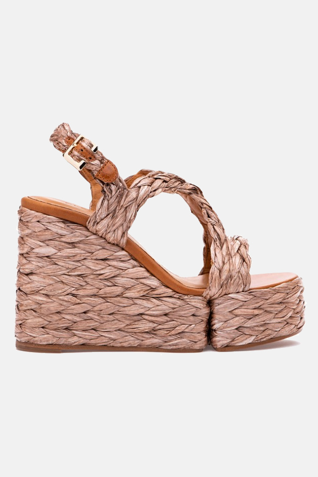 Women's Clergerie Ally Sandal Shoes in Papaya, Size 365