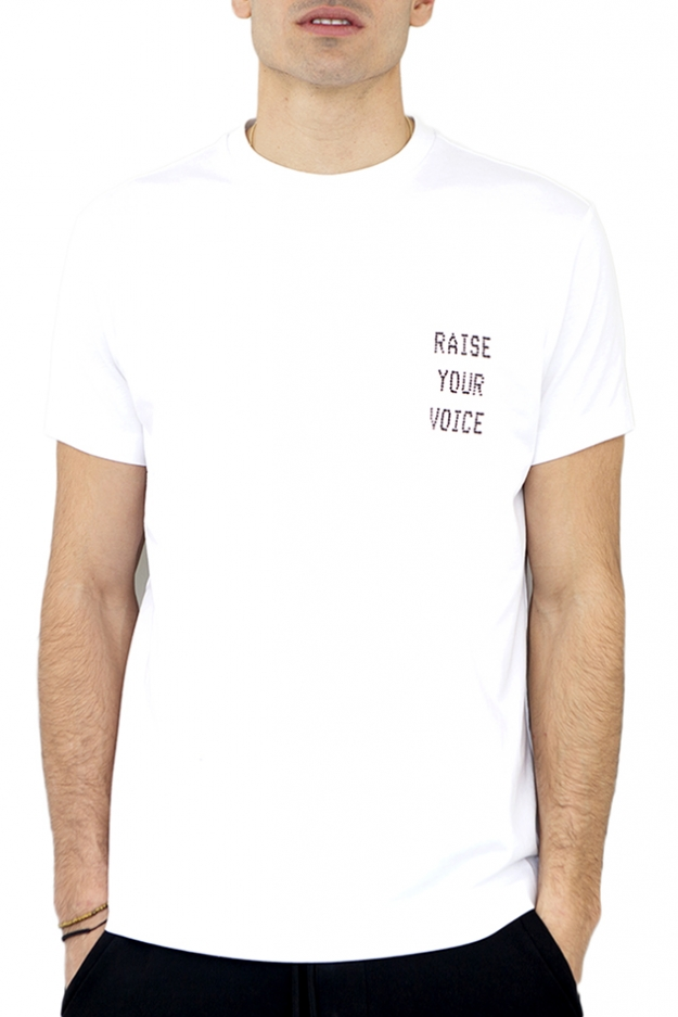 DIPLOMACY Raise Your Voice Tee