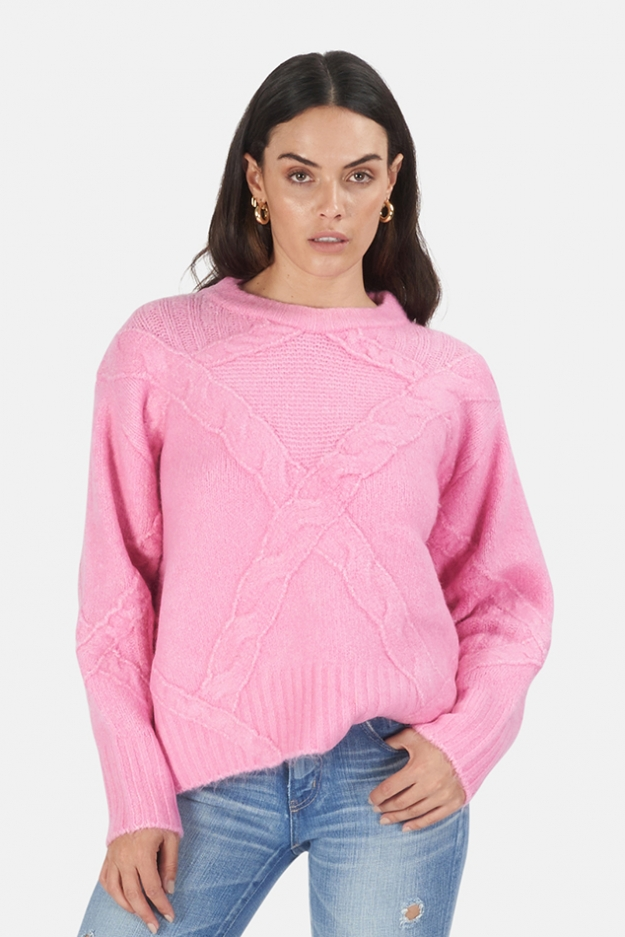 For Love & Lemons Carly Sweater