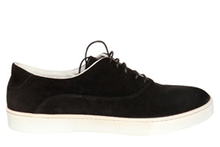 PUMA Urban Soligo Suede Black