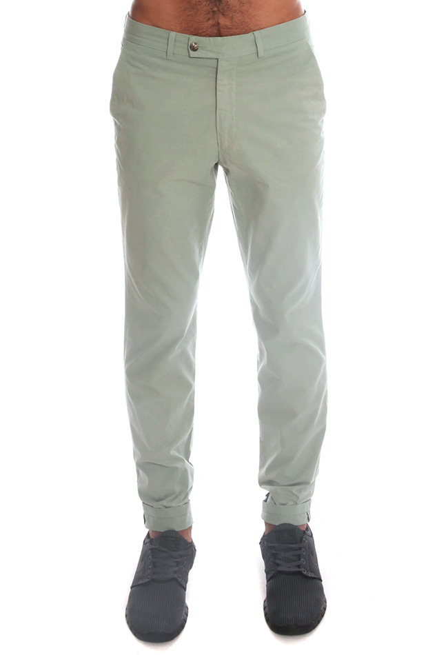 Men's Hentsch Man Chino Pants in Green, Size 30
