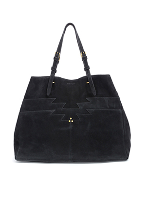 Jerome Dreyfuss Maurice Suede Tote 30 Off