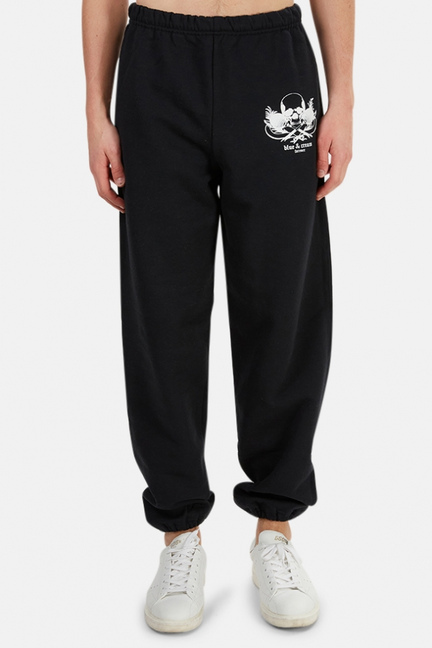 Blue&Cream Forever Skull Sweatpants