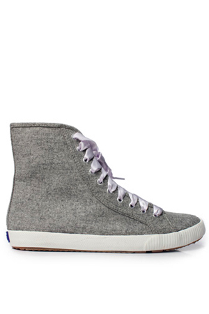 Keds Sneakers Champion Celebrity Wooly Hi Top KEDWF11-1